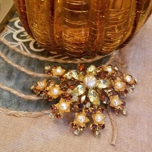 Rare Antique Brooch